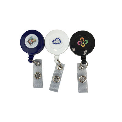 Picture of Yo-Yo Badge Reel with Digital Print