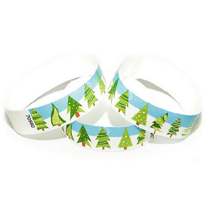 Picture of Tyvek Eziband Wristband - Trees