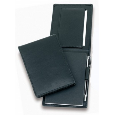 Picture of Premium Leather Flip Pocket Notebook