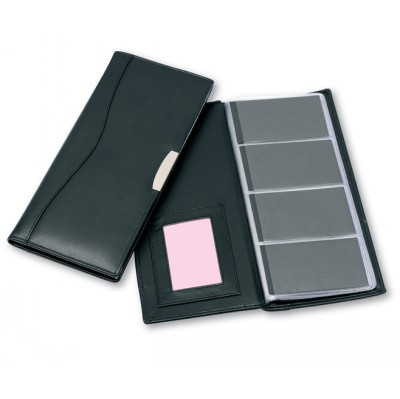 Picture of Executive Leather Card File (96 Card)