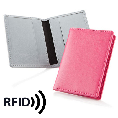 Picture of Pass / Card Holder with RFID Protection