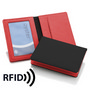Deluxe ID Window Card Holder with RFID P