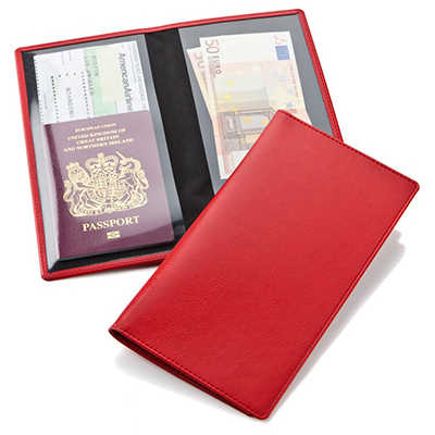 Picture of Economy Travel Wallet