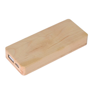 Picture of Wooden Box Power Bank