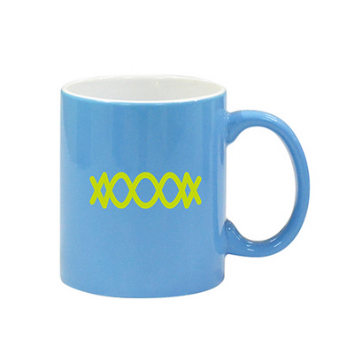 Picture of 300ml Two Tone Mug/Coloured