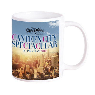 Picture of 300ml Sublimation Can Mug