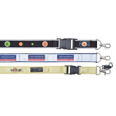 Picture of Poly Satin Lanyard