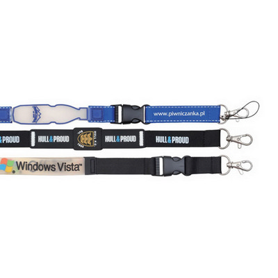 Picture of Poly-PVC Lanyard