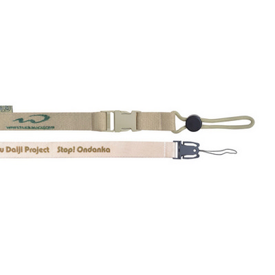 Picture of Cotton Lanyard