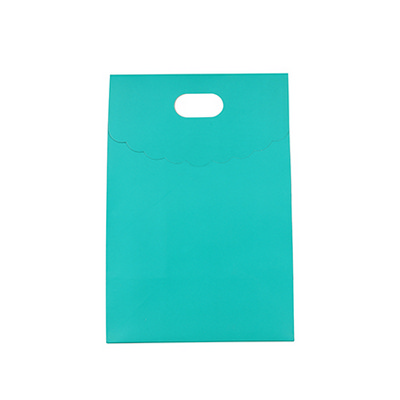 Picture of Die cut Handle Bag with Flap(50x220x100mm+80mm flap)