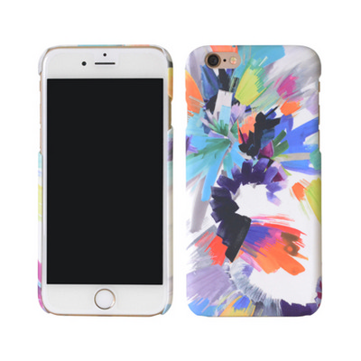 Picture of Poly Deluxe Plastic Iphone Case