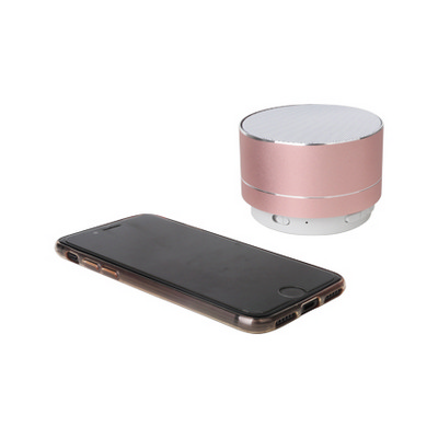 Picture of Metal Portable Bluetooth Speaker