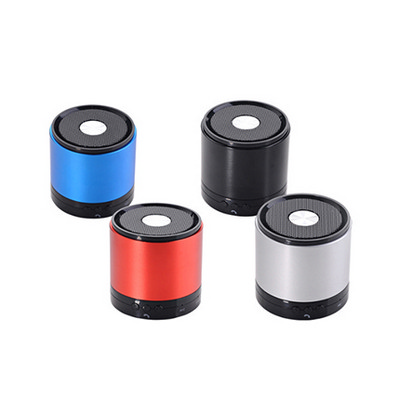 Picture of Mini Stereo Metal Bluetooth Speaker