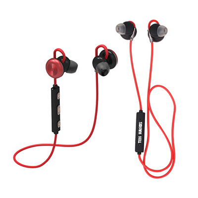 Picture of Metal Magnetic Suction Stereo Wireless Headphones