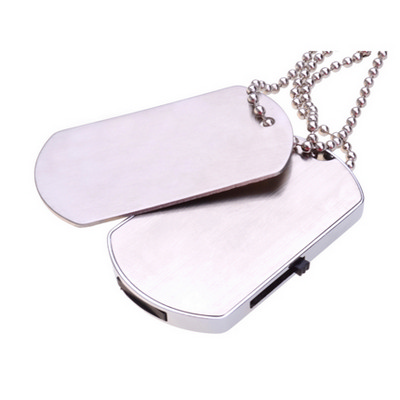 Picture of Dog Tag Flash Drive