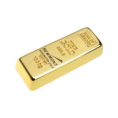 Picture of Gold Bar Flash Drive