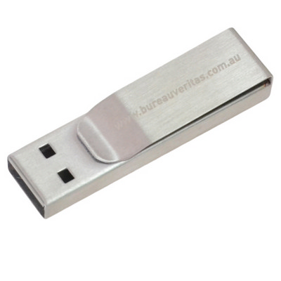Picture of Metal Clip Flash Drive