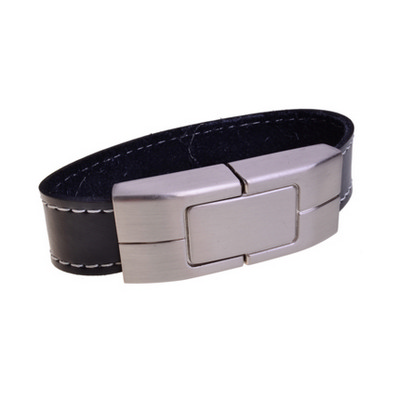 Picture of Leather Bracelet Flash Drive