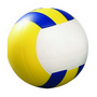 Volleyball Shape Stress Reliever