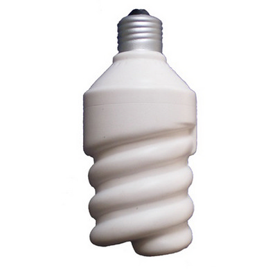 Picture of Electrical Saving Lamp Shape Stress Reliever