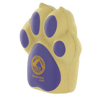 Picture of The Dog Paw Shape Stress Reliever