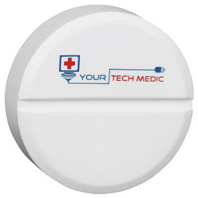 Picture of Round Tablet Shape Stress Reliever