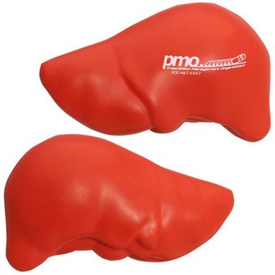 Picture of Large Liver Shape Stress Reliever