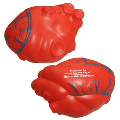 Picture of Cardiac Shape Stress Reliever