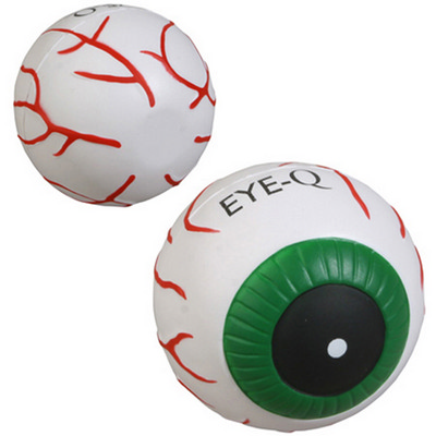 Picture of Eyesball Shape Stress Reliever