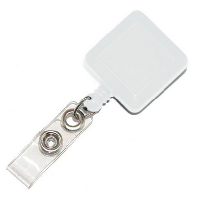 Picture of Square Retractable Card Holder