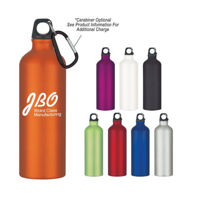 Picture of ALUD03 Aluminium Sports Bottle 750ml Wit