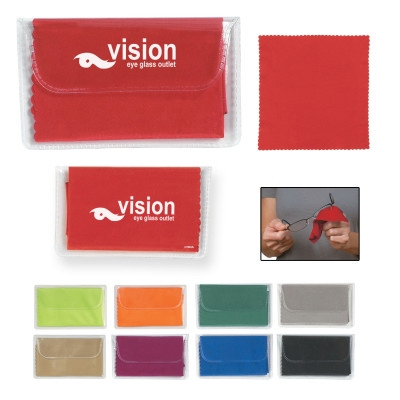 Picture of ASSN11 Microfiber Cleaning Cloth In Case