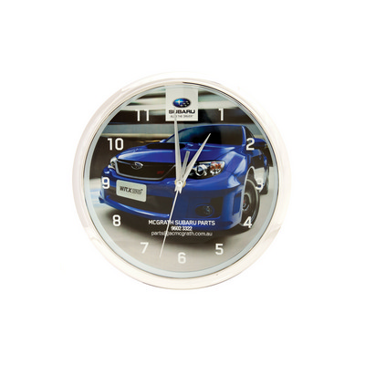 Picture of CLKB02 Wall Clock With Shiny Ring Finish