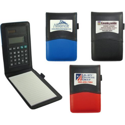 Picture of CLTB03 Calculator With Note Pad