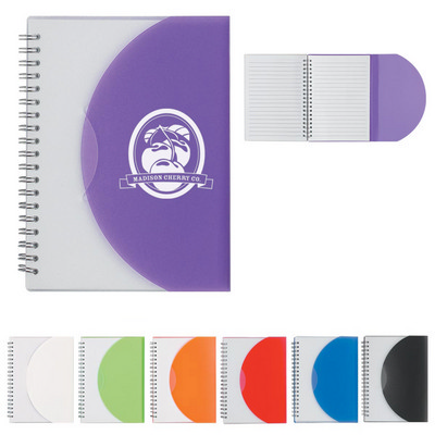 Picture of CMPB6970 13 X 18cm Spiral Notebook