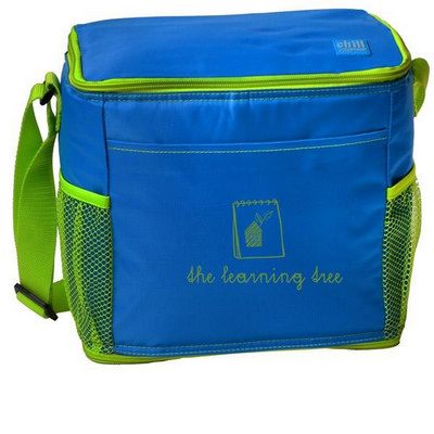 Picture of COLB30 12-Can Cooler With Mesh Pockets