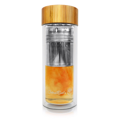 Picture of GLASS05 Glass Tea Infuser Bottle
