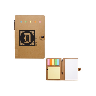 Picture of H1351P Large Snap Notebook With Desk Ess