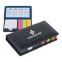 H1365P Leather Look Case Of Sticky Notes