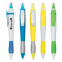HPEN342 Color Twin-Write Pen-Highlighter