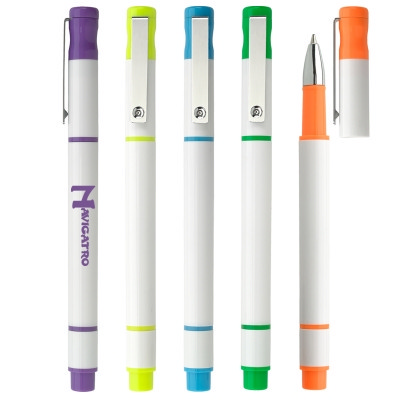 Picture of HPEN352 Gemini Pen-Highlighter
