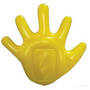 INFN92 Inflatable Hand Five Finger