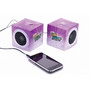 IPAC12 Cardboard Mini Speakers
