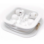 IPAC45 Earbud Set In Conveniant Carry Ca