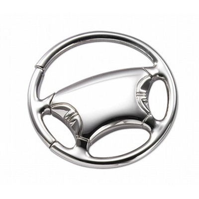 Picture of MEKR22 Steering Wheel Metal Keyring