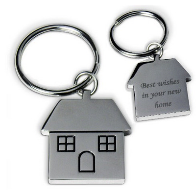 Picture of MEKR34 House Keyrings