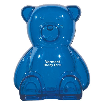 Picture of MOBN07 Plastic Bear Shape Bank