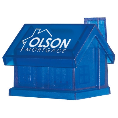 Picture of MOBN09 Plastic House Shape Bank