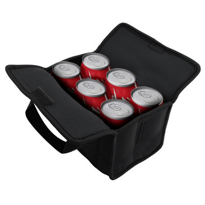 Picture of NEOP221 6 Can Neoprene Cooler Bag