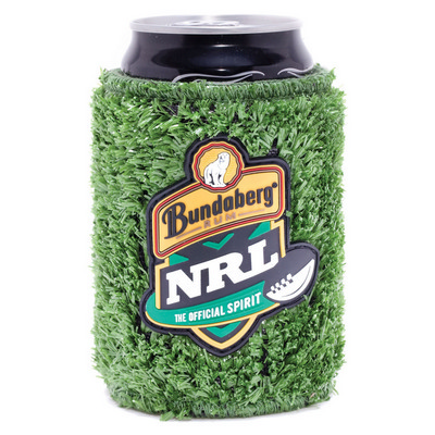 Picture of NEOP35 Fake Grass Stubby Cooler